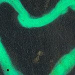 Small picture of part of graffiti heart